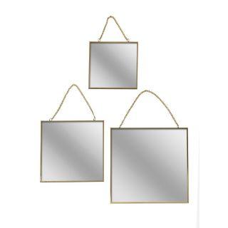 AH Set 3 Asymmetric Mirrors 8 in - 5214
