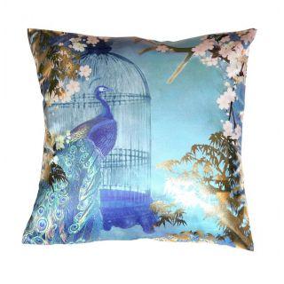 Suki Teal Cushion 10in -5313