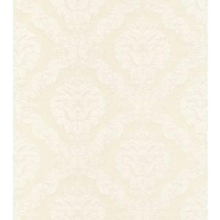Regal Damask - White 532210