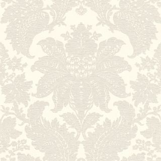 Traditional Damask - Silver 532715
