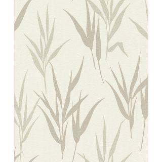 Shimmering Leaves - Beige - Gold 541908