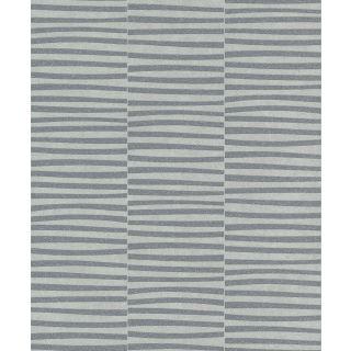 Shimmering Lines - Grey Silver 542035