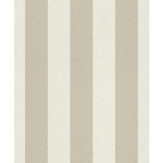 Shimmering Stripe - Cream - Beige 542318