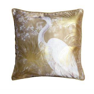 Crane Cushion 10 in - 5436