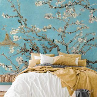 Van Gogh Almond Blossom Nature Flowers Theme 5454 - 8