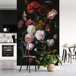 De Heem Vase of Flowers Fine Art theme 5466-4