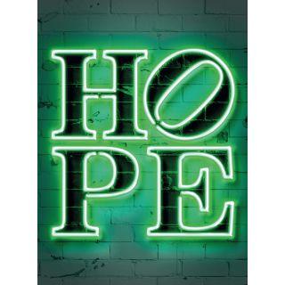 Mielu Neon Tube Hope Typography Theme 5480-4