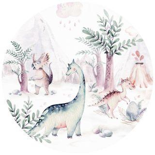 Kvilis - Animal Friends -  Dinosaur Friends For Kids 5524-R