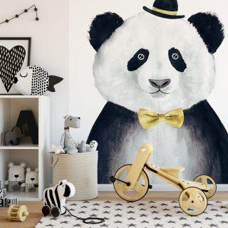 Cuddly Panda Animal Kids Room Theme 5529-4