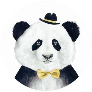 Cuddly Panda Animal Kids Room Theme 5529-R