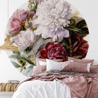 Redoute Bouquet Of Flowers Flowers Fine Art Theme 5558-R