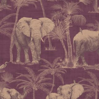 Elephant Grove Aubergine 610701