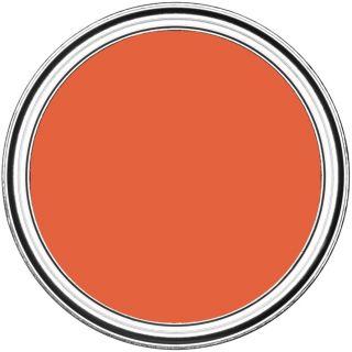 Rust-Oleum Chalky Furniture Paint 750ml-Pumpkin