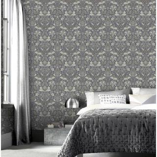 Folk Floral Grey 676003