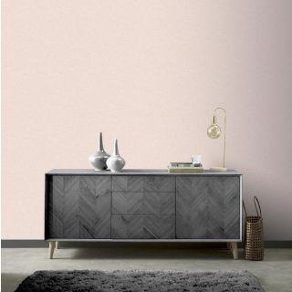 Arthouse Linen Texture Blush Wallpaper 676004