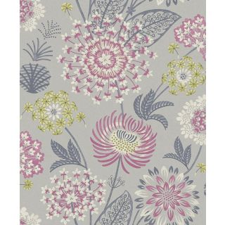 Vintage Bloom Raspberry 676207