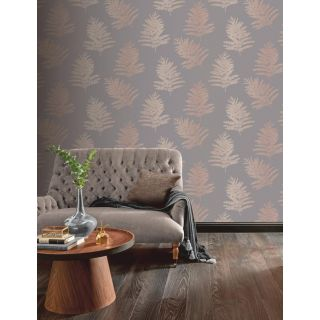 Metallic Fern Charcoal/Rose Gold  687001