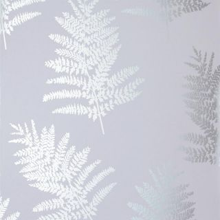 Metallic Fern Silver 687002