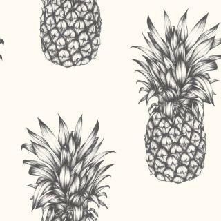 Copacabana Pineapple Black & White 690900