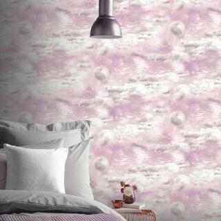 Watery Skies Pink 692501