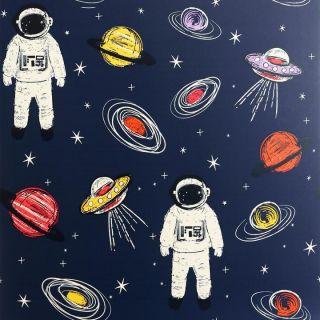 Spaceman Navy Multi 697901
