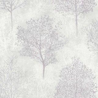 Silva Woods Grey/Mauve 698103