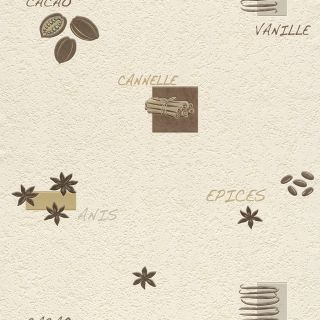 Coffee Shop Flavours - Beige And Brown  826906