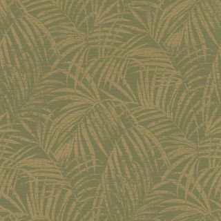 Perfect Palms - Olive with Gold 832129