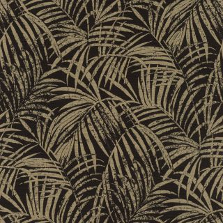 Perfect Palms - Black with Gold 832143