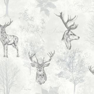 Etched Stag Mono 901808