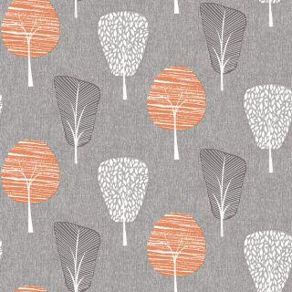 Retro Tree Orange 902400