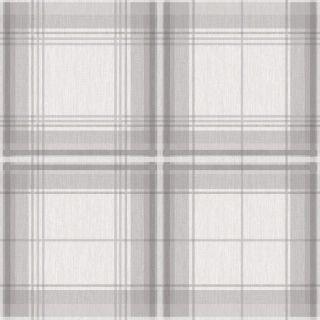 Woven Check Grey/White 903102