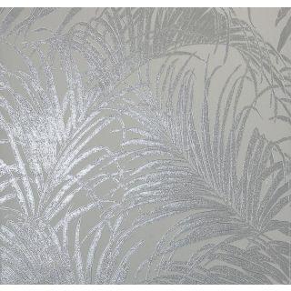 Palm Silver Grey Kiss Foil 903200