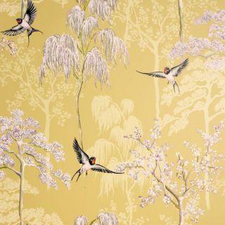 Japanese Garden Ochre 908002