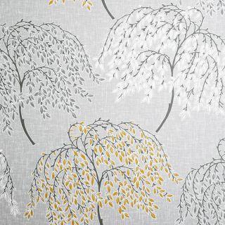 Oriental Tree Ochre & Grey 908402
