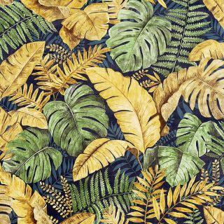 Jungle Canopy Ochre 909101