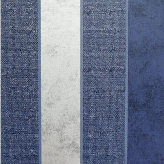 Calico Stripe Navy 921302