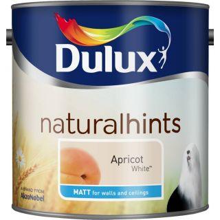 Dulux Apricot White- Matt- 2.5L