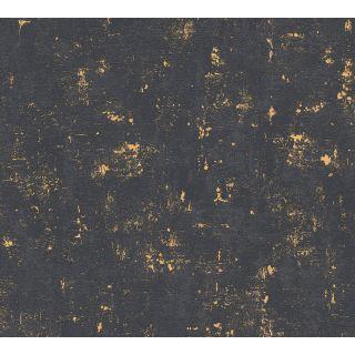 AS-230782 Black Vintage Wallpaper