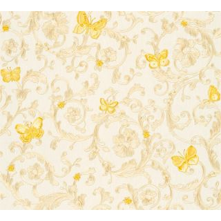 Versace 34325-1 Butterfly Barocco Motif