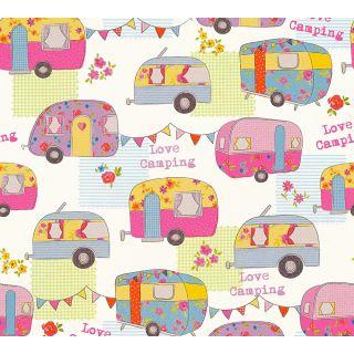 AS-343453 Cream Childrens Wallpaper