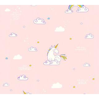 AS-361582 Pink Childrens Wallpaper