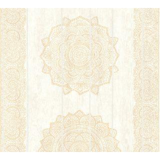 AS-364622 Beige Wood Look Wallpaper