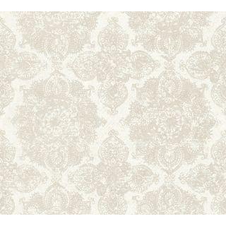 AS-364632 Beige Baroque Wallpaper
