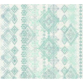AS-364661 Blue Vintage Wallpaper