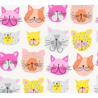 AS-367542 Pink Childrens Wallpaper