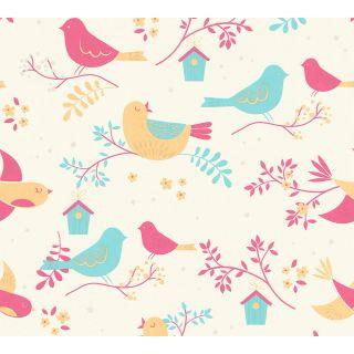 AS-367562 Blue Bird Wallpaper