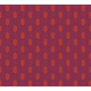 Absolutely Chic AS369731 Violet Retro/ Vintage Wallpaper