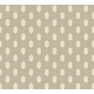 Absolutely Chic AS-369737 Cream Retro/ Vintage Wallpaper