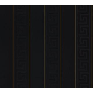 Versace 93524-4 Greek Stripe